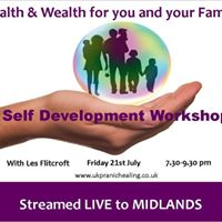 Health &amp Wealth for you and your Family Harborne