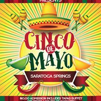 Cinco De Mayo Celebration at The Newberry in Saratoga Springs