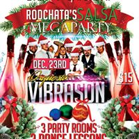 The Christmas Saturday Mega Party - Dec 23rd