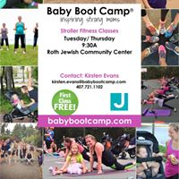 New Class Day &amp Location for Maitland Baby Boot Camp