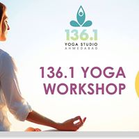 136.1 Yoga Workshop at IEF 2018