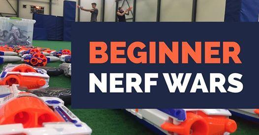 Beginner Nerf Wars