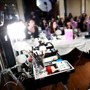 Makeup Party In Aid Of First Steps Charity