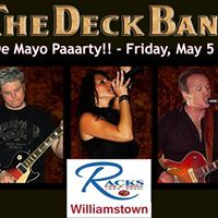 The Deck Band at Racks Williamstown
