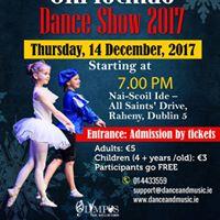 Christmas Dance Show - 2017