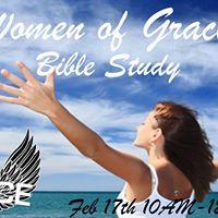 Women of Grace Bible Study