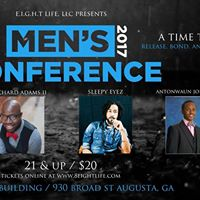 EIGHT Life LLC Presents 2017 MENS Conference