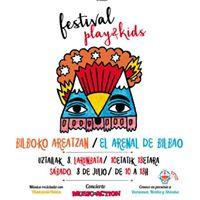 Festival PlayNKids - Bilbao BBK Live Bereziak