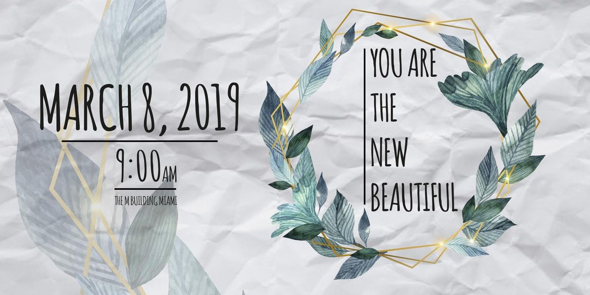 You Are The New Beautiful