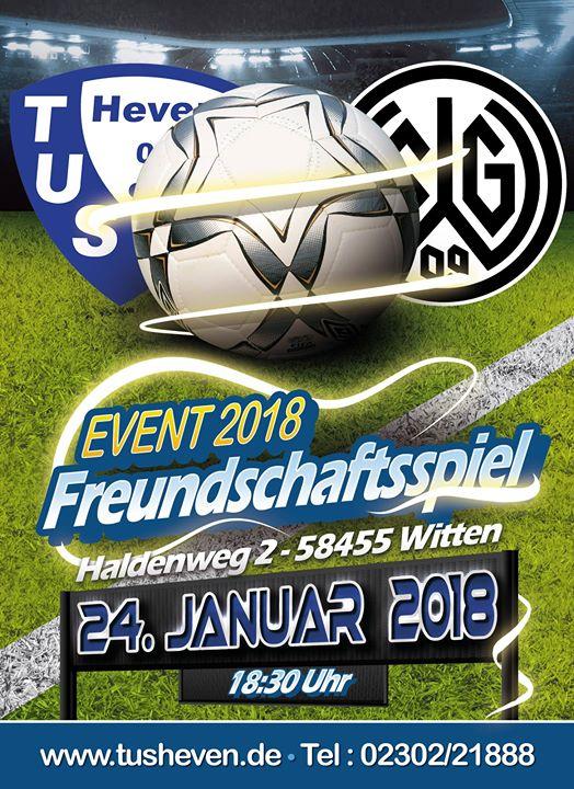 Testspiel TuS Heven - SG Wattenscheid 09