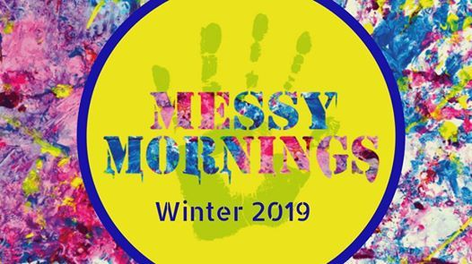 Messy Mornings Winter Sessions ( 0-4years)