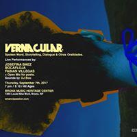 Vernacular  New York