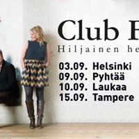 Club For Five Helsinki Pyht Laukaa Tampere