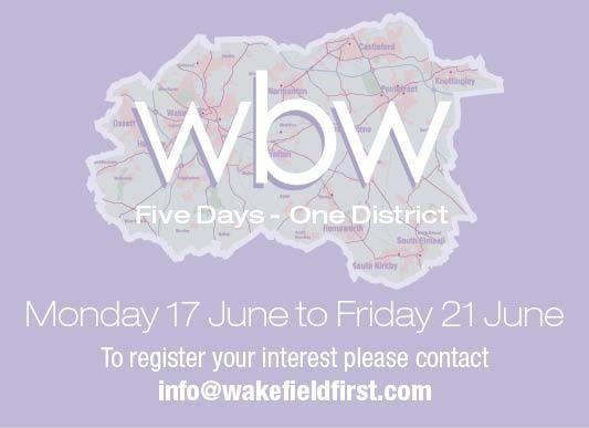 Wakefield Business Week Launch 2019