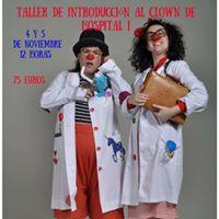 Taller De Introduccin Al Clown De Hospital 1