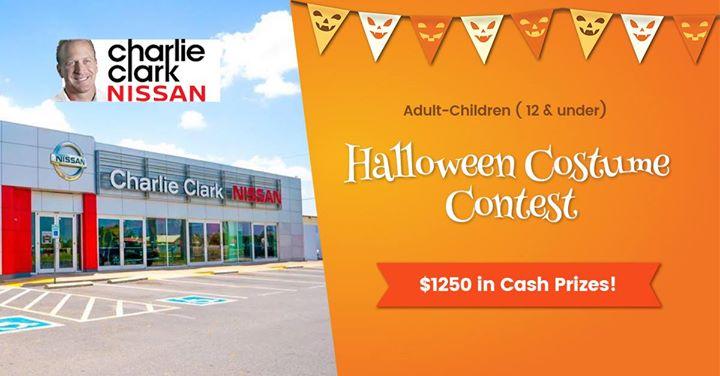 Charlie Clark Nissan Halloween Contest!
