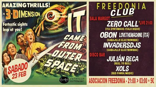 Freedonia Club Febrero