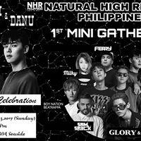 NHR Philippines 1st Mini Gathering and B-Day Celeb. for DJ DANU &amp SEUNGRI