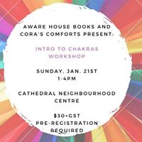 SOLD OUT- Intro to Chakras Workshop