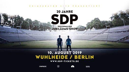 20 Jahre SDP  Die einmalige Jubilums-Show (ausverkauft)
