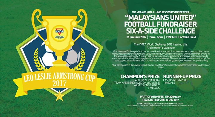 Leo Leslie Armstrong Cup 2017