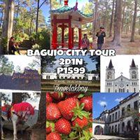 Baguio 2D1N