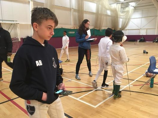 Fencing referee course All weapons L12