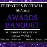 Predators Annual Awards Banquet