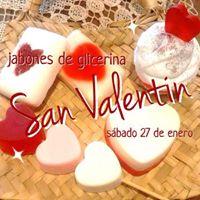 Hagamos Jabones para San Valentn