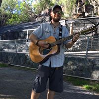 Andrew Hansen Live at The Old Cemetery Road Music Festival