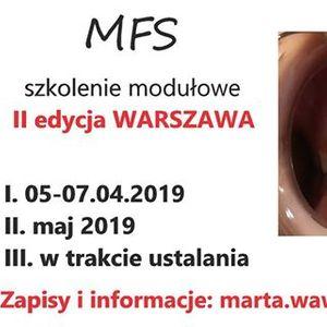 Szkolenie Moduowe MFS ed. 2. Warszawa