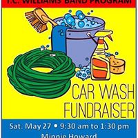 TC Williams Band Car Wash Fundraiser