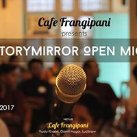 Story Mirror Poetry Open Mic - 2.0