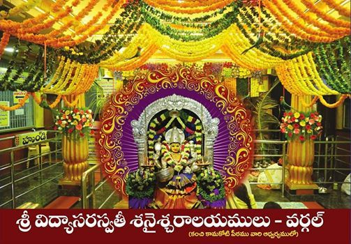 Vishesha Moola Nakshatra Pooja at Sri Vidya Saraswathi Temple