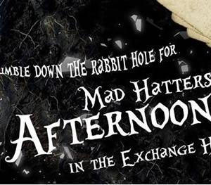 Mad Hatters Afternoon Tea