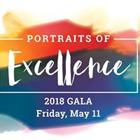 Portraits of Excellence - 2018 Gala