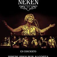 Concierto de Hey Mr Neken