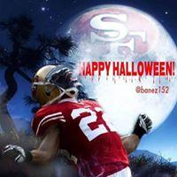 NFL San Francisco 49ers vs Philadelphia Eagles Halloween Party