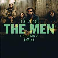 Parallel Lines Presents The Men  H.Grimace