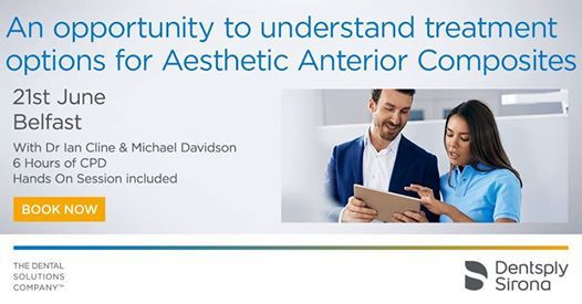 Aesthetic Anterior Composites with Dr Ian Cline