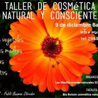 Taller Practico de Cosmtica Natural y Consciente