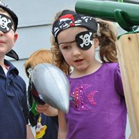Pirates Week at Marsh Farm