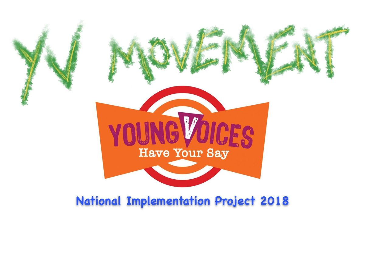 Young Voices National Implementation Project 2018