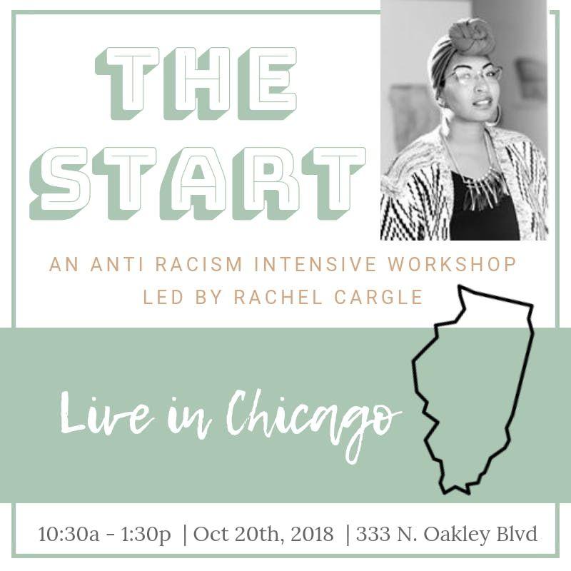 Start An Anti Racism Intensive Workshop Chicago