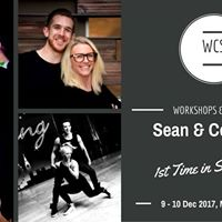 WCS Workshops &amp Parties with Sean &amp Courtney