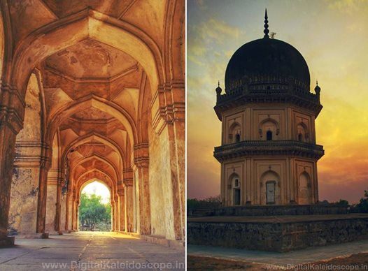 Seven Kings & a Begum Saheba Heritage Walk in Qtub Shahi Tombs