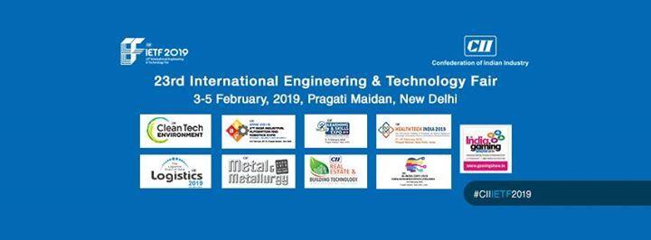International Engineering & Technology Fair – IETF 2019 at Pragati