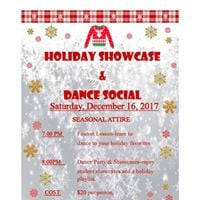 Holiday Showcase and Dance Social