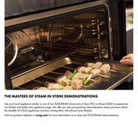 prestige appliances chatswood events. Black Bedroom Furniture Sets. Home Design Ideas