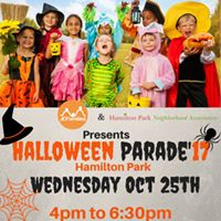 Annual Halloween Parade 2017